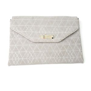 Stella & Dot envelope clutch